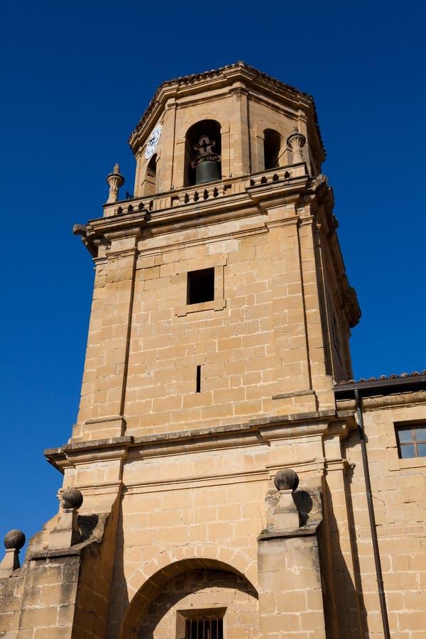 Kościół Sajazarra zdjęcia stock