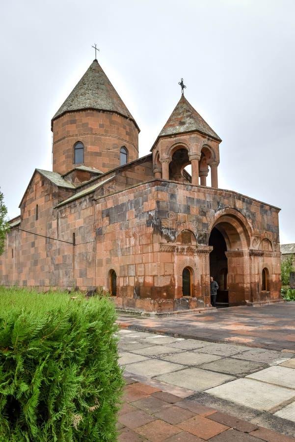Kościół Shoghakat w Echmiadzin zdjęcia stock