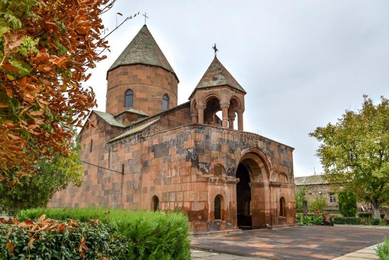 Kościół Shoghakat w Echmiadzin zdjęcie royalty free