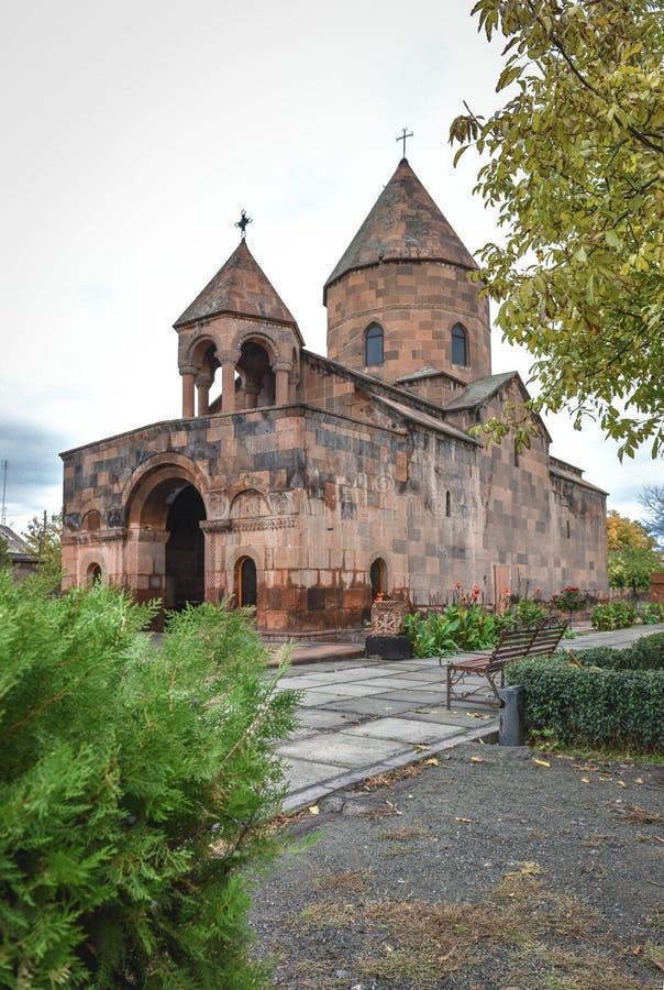 Kościół Shoghakat w Echmiadzin obraz royalty free