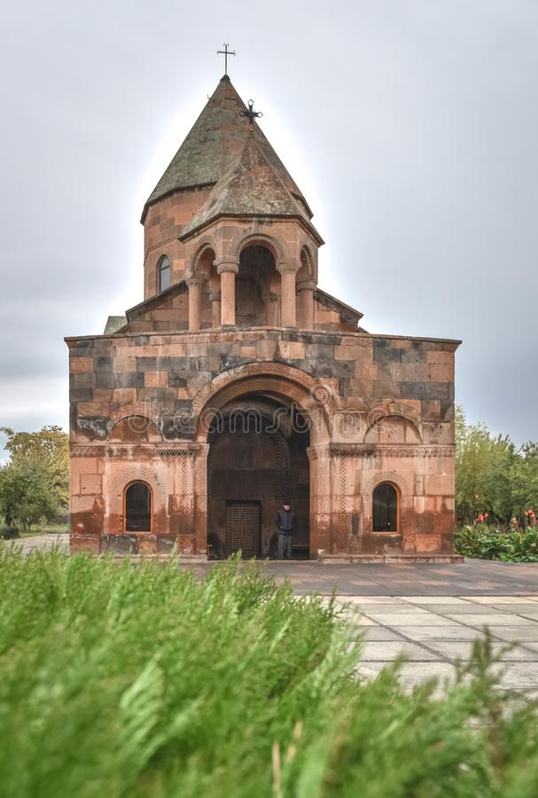 Kościół Shoghakat w Echmiadzin zdjęcia royalty free