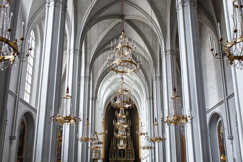 Kościół St. Augustine w Austria fotografia royalty free