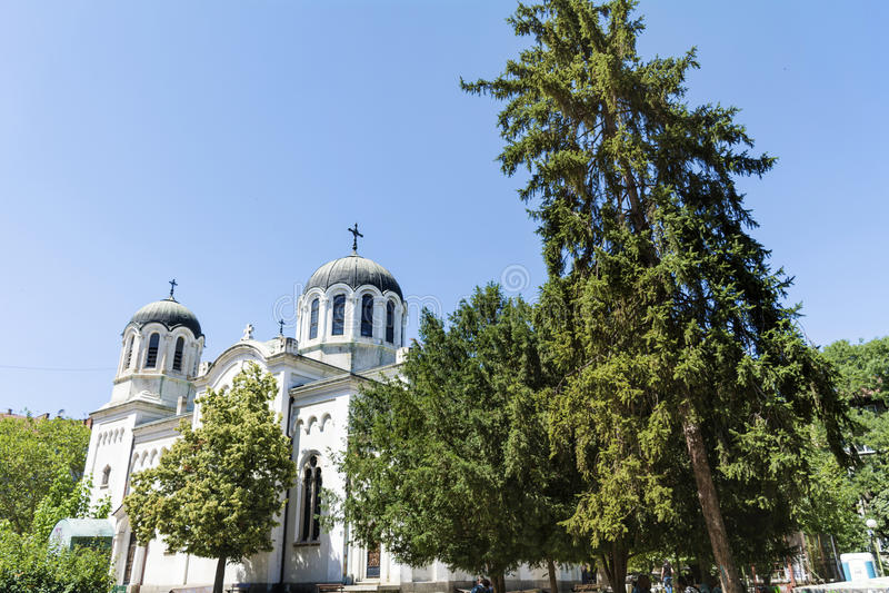 Kościół St George Zwycięski, Sofia zdjęcie stock