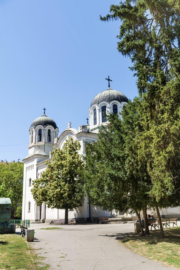 Kościół St George Zwycięski, Sofia zdjęcie royalty free