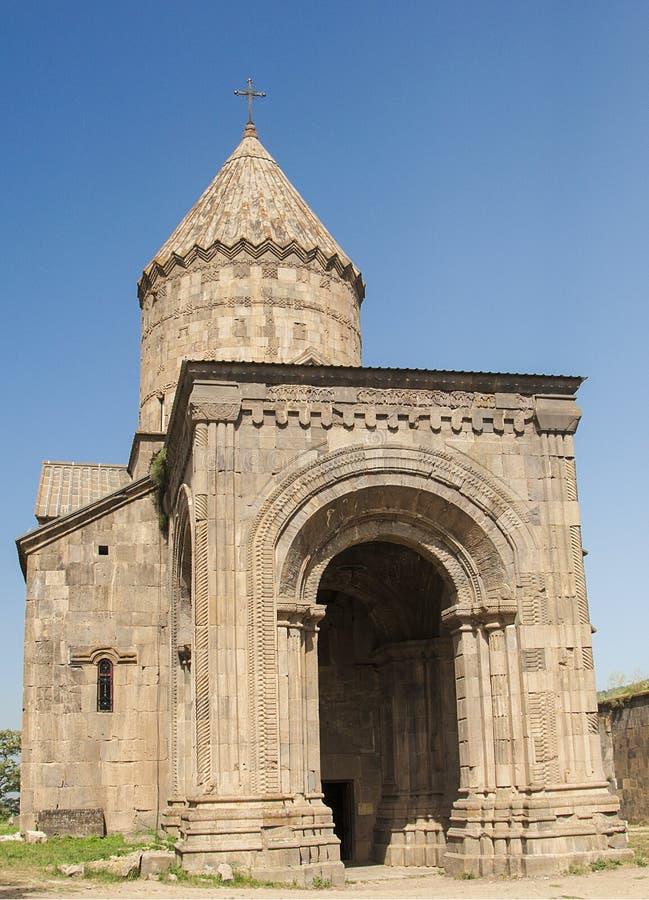 Kościół St Grigor Lusavorich, monaster Tatev apostolski armenian kościół zdjęcia royalty free