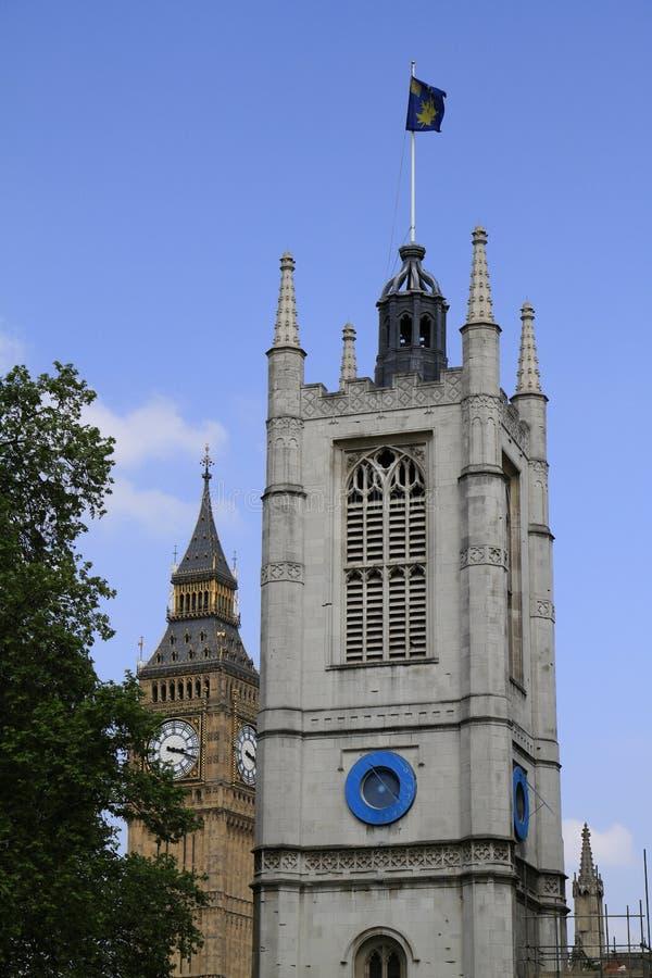 Kościół St Margaret w Londyn zdjęcia royalty free