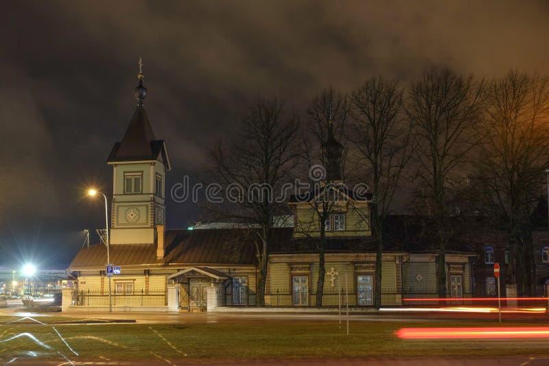 Kościół St Simeon Hanna i prorokini zdjęcia stock
