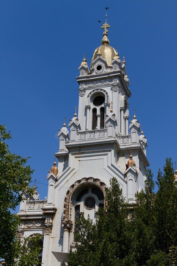 kościół st Stephen obraz stock