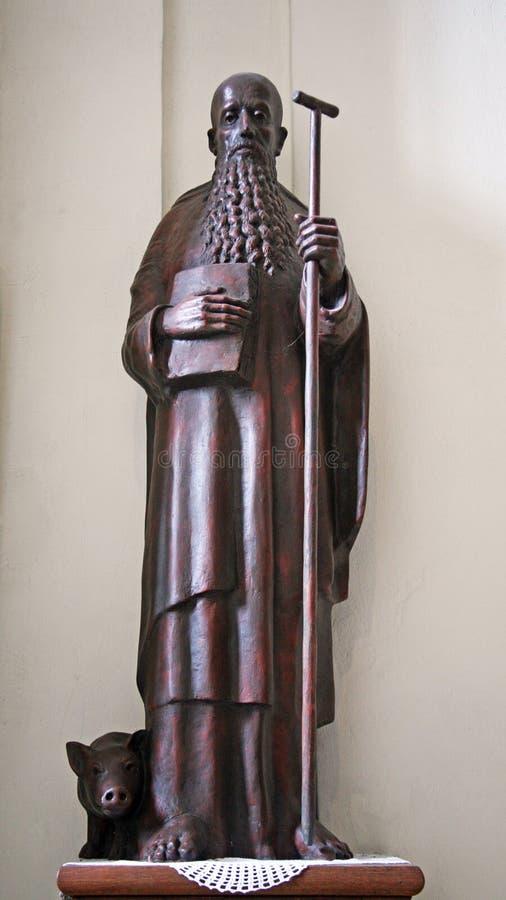 Kościół StMarys wniebowzięcie, Samobor, Chorwacja, 6 obraz stock