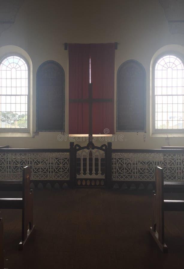 Kościół w Fremantle więzieniu obrazy royalty free