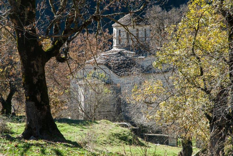Kościół w Grecja zdjęcia stock