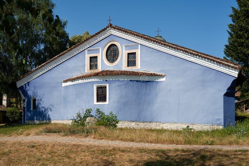 Download Kościół W Koprivshtitsa, Bułgaria Zdjęcie Stock - Obraz złożonej z wieśniacy, kościół: 28963786