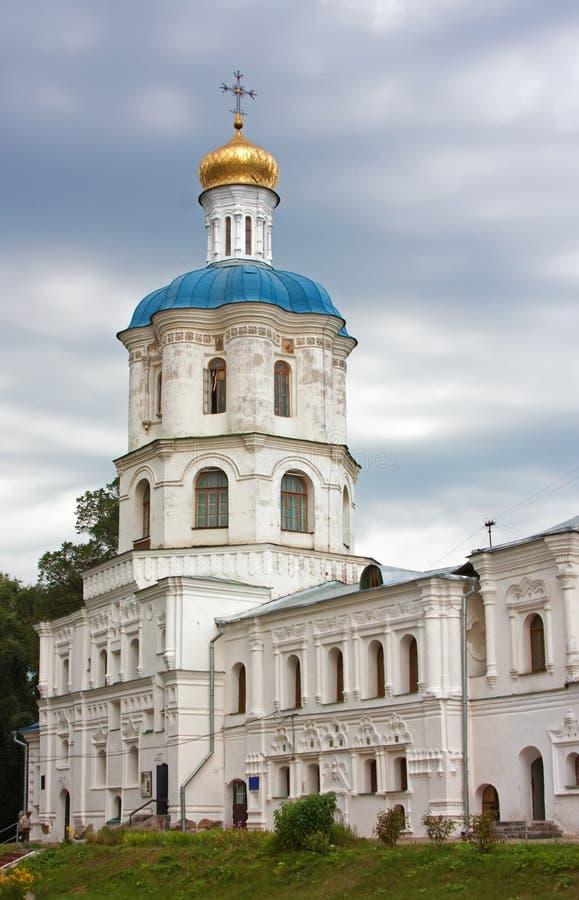 Kościół Wszystkie Święty, Chernihiv, Ukraina obraz royalty free