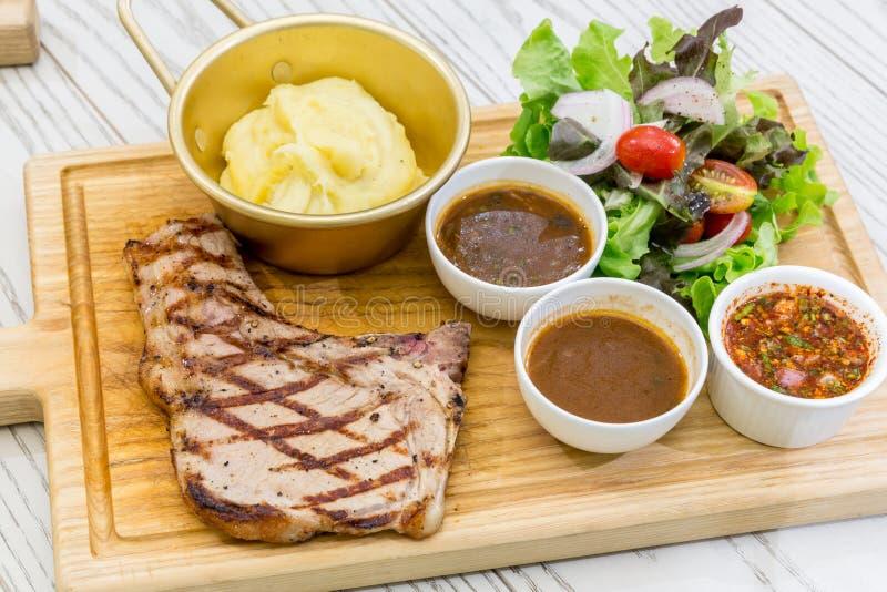 kości wołowiny stek obrazy royalty free