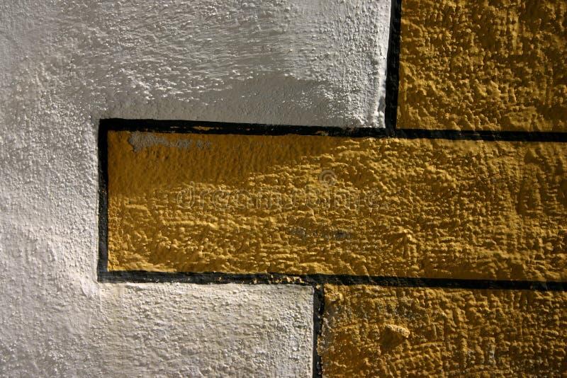 kościelna ściana kolorowa zdjęcie royalty free