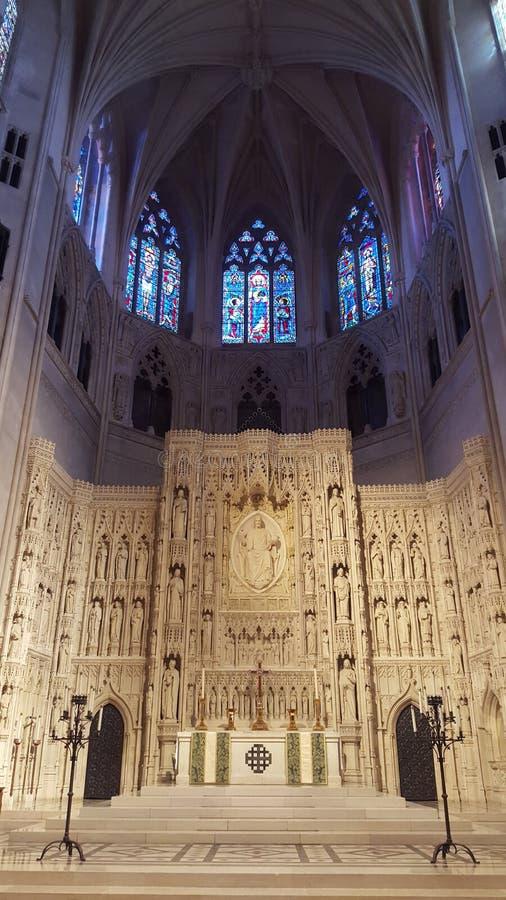 kościelna ampuła obraz royalty free