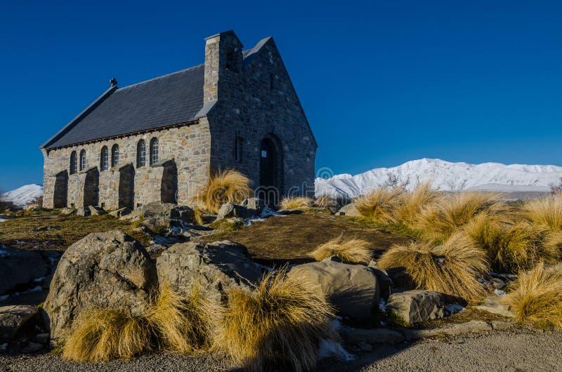 kościelna dobra baca fotografia stock