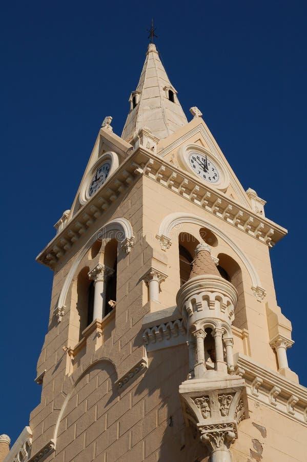 kościelna iglica obrazy stock