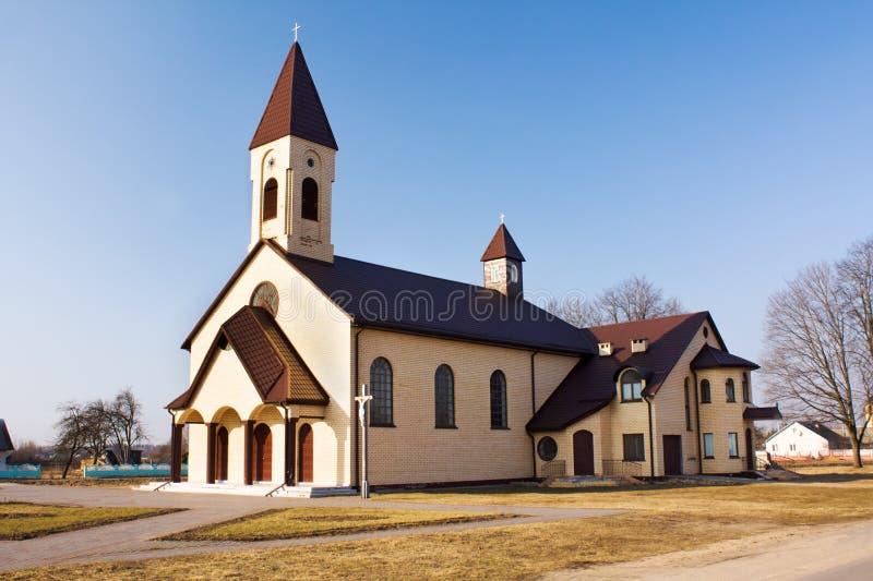 kościelna transformacja zdjęcia royalty free