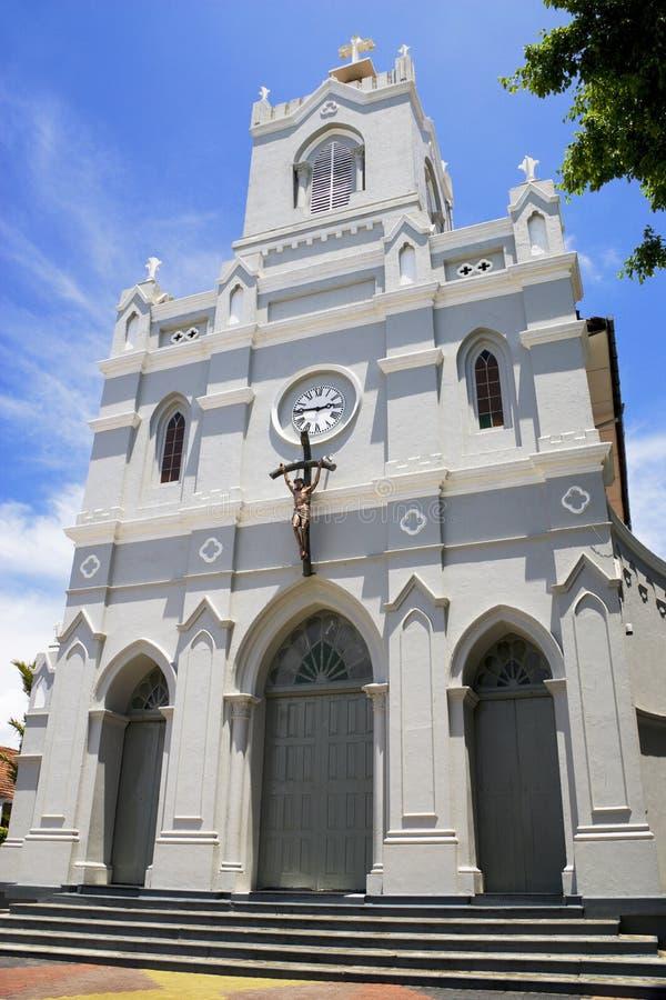 kościelnego poczęcia niepokalany lanka sri zdjęcia royalty free