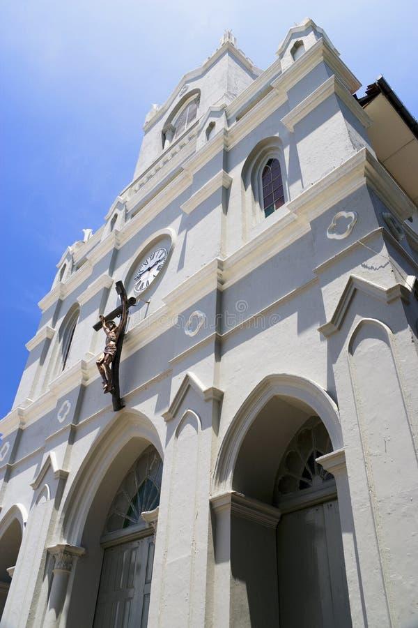 kościelnego poczęcia niepokalany lanka sri obrazy royalty free