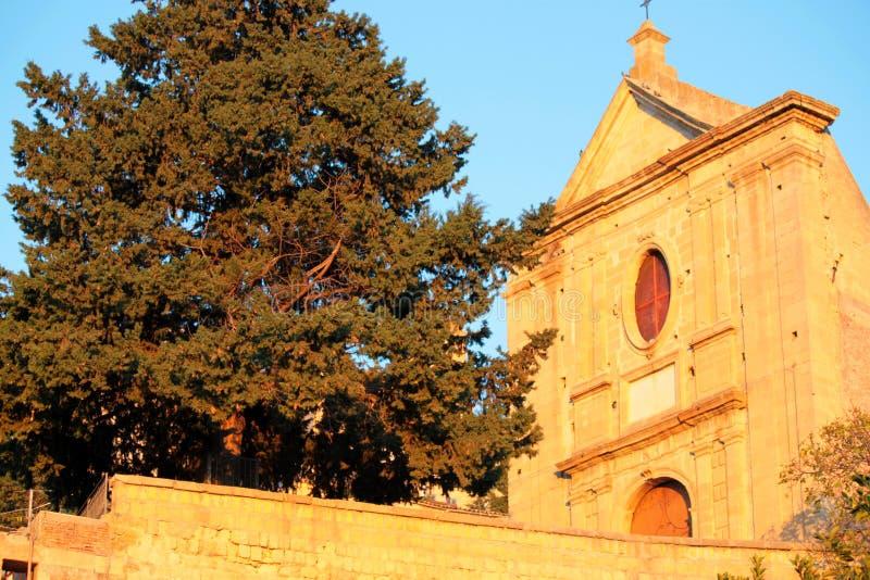 Kościelni zabytki zdjęcie royalty free