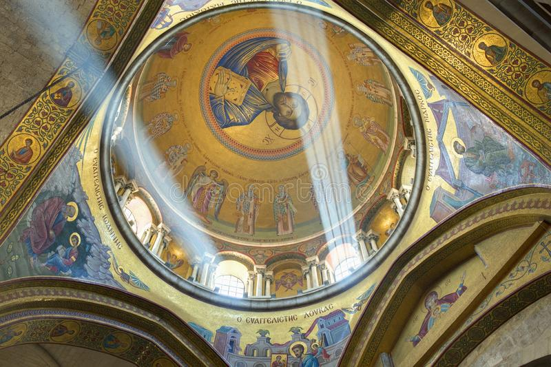 kościelny święty sepulchre obrazy royalty free