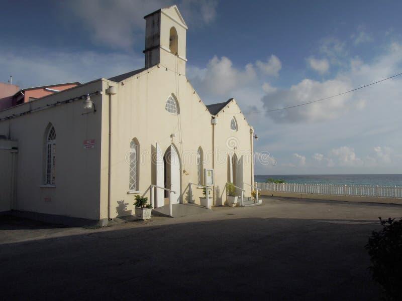 kościelny Barbados st Lawrence zdjęcia stock