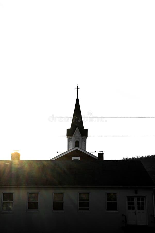 kościelny burkittseville obrazy stock