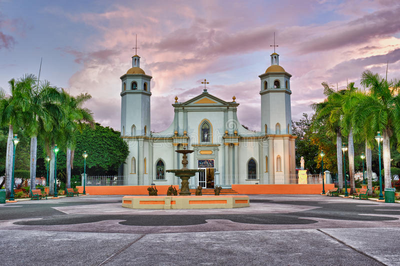 kościelny Diaz Juana fotografia royalty free