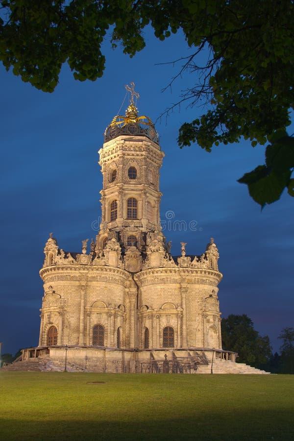 kościelny dubrivici zdjęcia royalty free