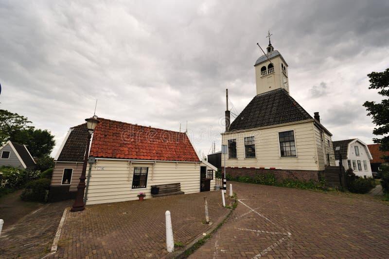 kościelny durgerdam zdjęcia royalty free