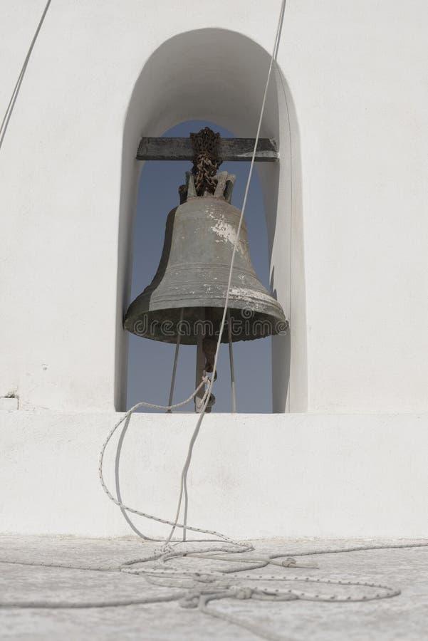 Kościelny dzwon obrazy royalty free