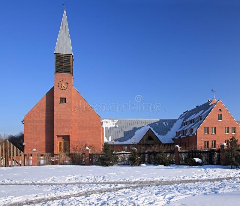 kościelny ewangelicki lutheran zdjęcia stock