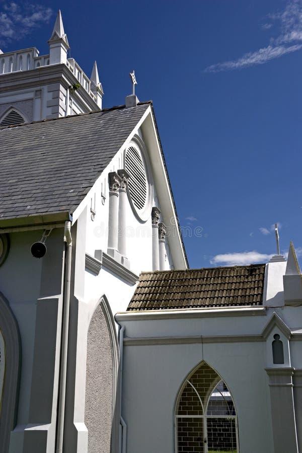 kościelny George methodist miasteczka wesley fotografia royalty free