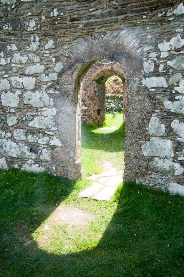 kościelny kildalton zdjęcie royalty free