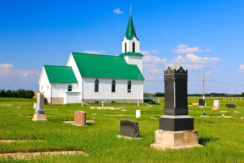 kościelny kraj obraz royalty free
