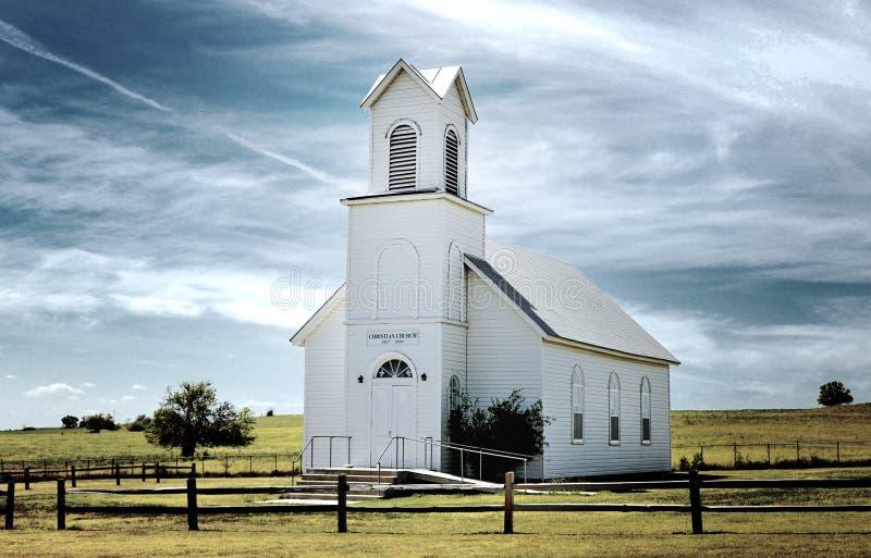 kościelny kraj obraz stock
