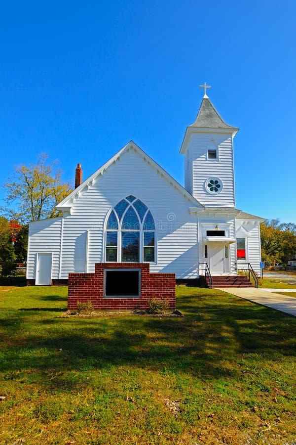 kościelny kraj zdjęcie royalty free