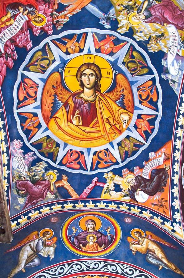 Kościelny obraz obrazy royalty free