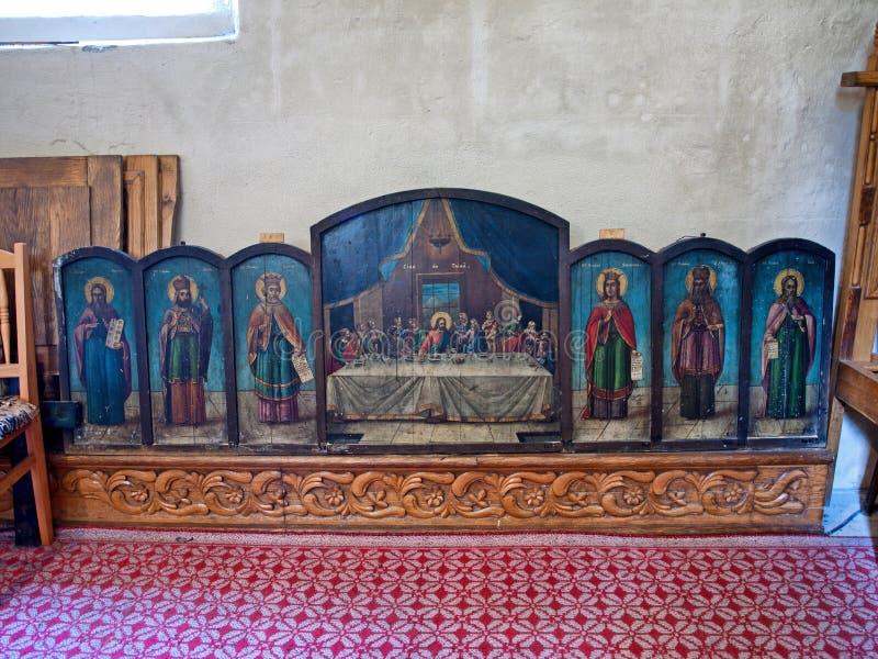 Kościelny obrazek fotografia royalty free