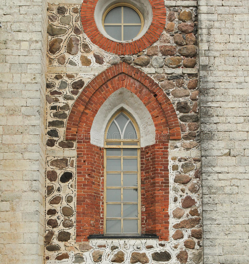 kościelny okno zdjęcia royalty free