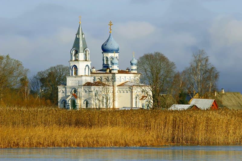 kościelny ortodoksyjny rosjanin obrazy royalty free