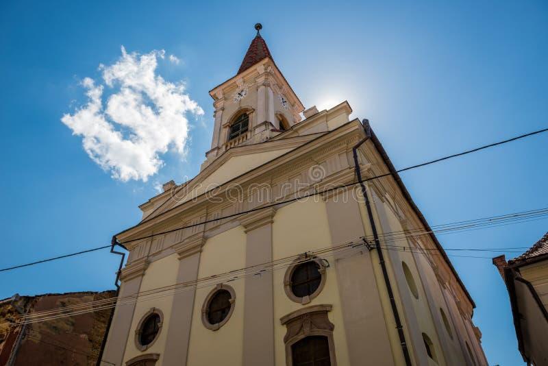 kościelny Sibiu obraz stock