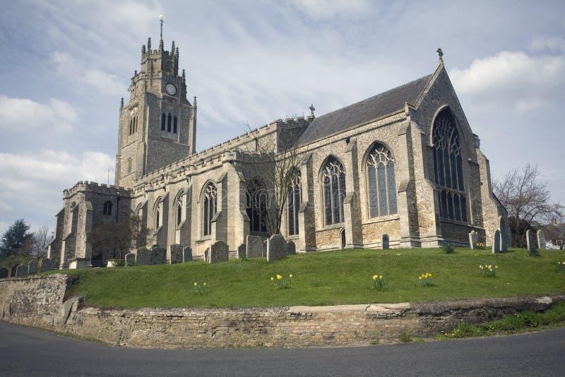 kościelny sutton obraz royalty free