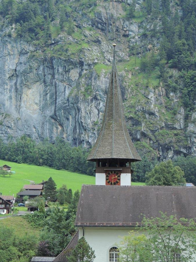 kościelny szwajcar zdjęcie stock