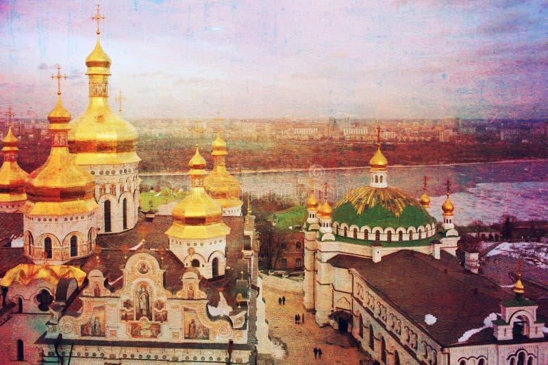 kościelny Ukraine zdjęcie stock