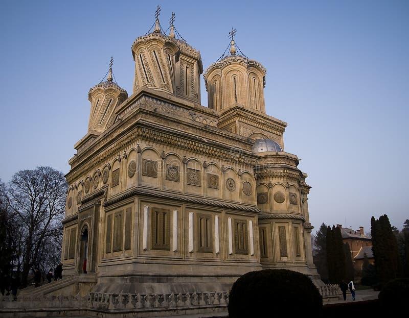 Download Kościelny arges curtea de obraz stock. Obraz złożonej z ortodoksyjny - 13333125