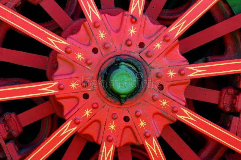 Download Koło szczególne obraz stock. Obraz złożonej z kolor, rygle - 25835
