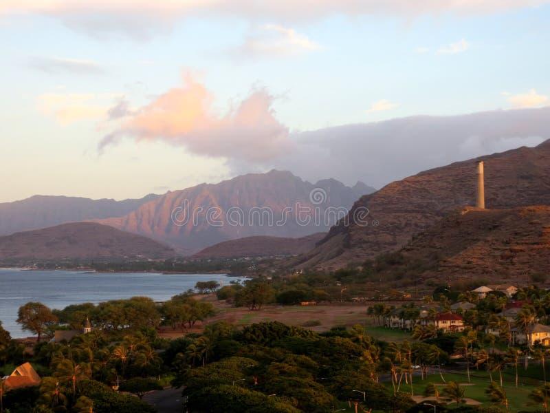 Ko Olina и побережье Waianae стоковые фото